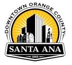 Santa Ana City Logo